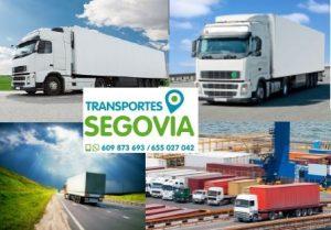 Empresa transportes segovia